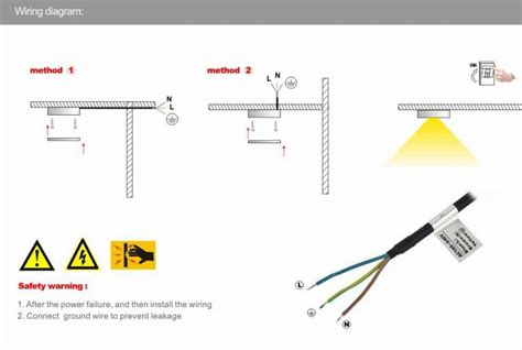 led ceiling light wiring diagram ceiling free