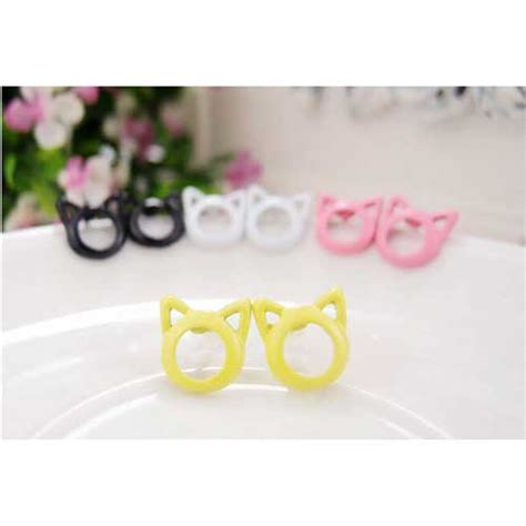 Termurah Anting Korea Baby anting kucing korea7 drhnetonline