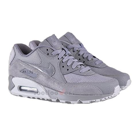 womens grey sneakers shoes womens nike air max 90 premium 443817 004 grey