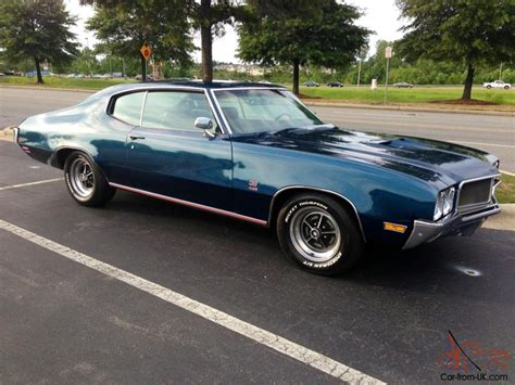 1970 Buick Gs 455 Specs by 1970 Buick Gs 455 Manual Transmission 1 Of 66 Made