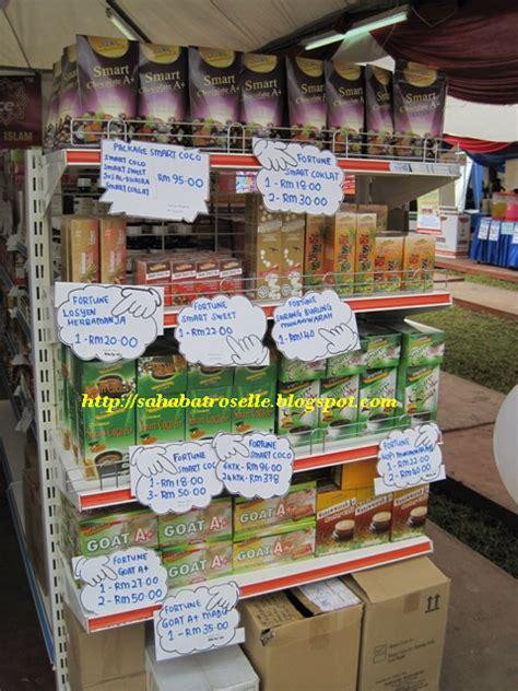 Produk Istimewa Paket 1 halal mart harga istimewa produk fortune hanya di booth srm karnival mahabbah ikim fm