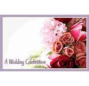 Lavender White Rose Pearls Printable Wedding Invitation Template
