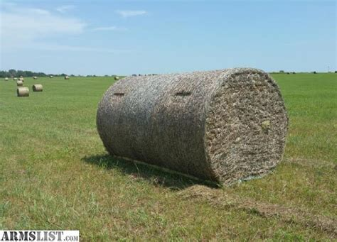 Hay Bale Blinds For Sale armslist for sale trade hay bale blind