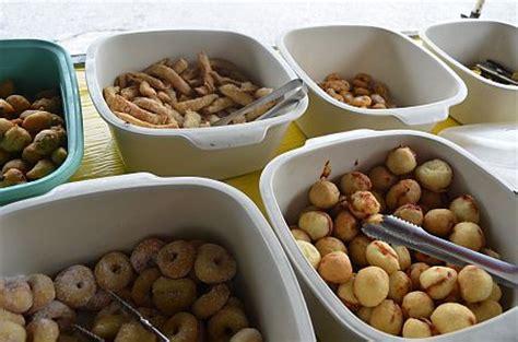 teks prosedur membuat makanan tradisional kuih 10 sen sebiji makanan istimewa di kulim jamu