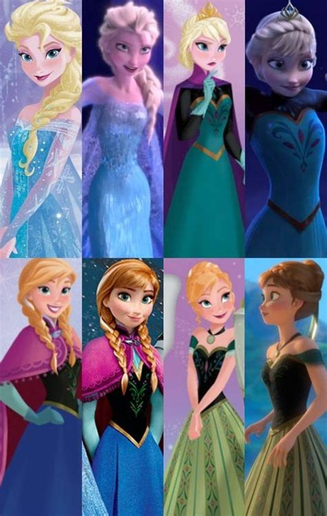 film cartoon elsa elsa anna and frozen on pinterest