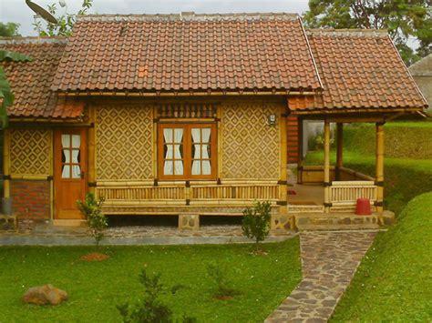 Kisaran Kursi Bambu d mange antique seni kerajinan bambu