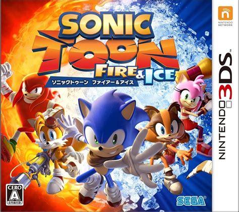 Kaset 3ds Sonic Boom images