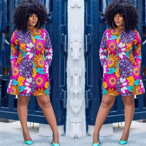 trending ladies fashion kenya african print dresses and new ankara styles trending in