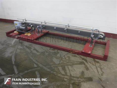 Table Top L by Conveyor Table Top 4 189 Quot W X 124 Quot L For Sale 5h1822