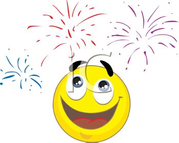celebrate face clipart
