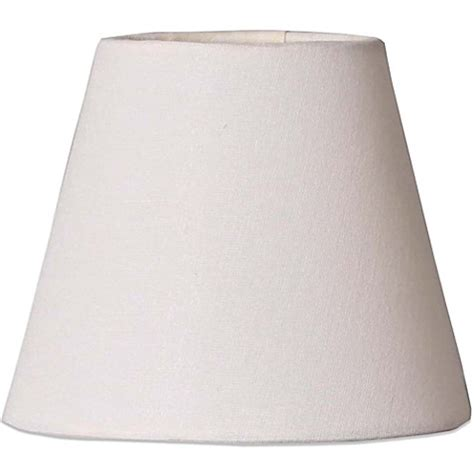 Buy Linen Chandelier Shade In White From Bed Bath Beyond Linen Chandelier Shades