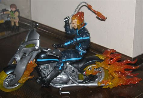 Wood Collection Motor Rider marvel legends ghost rider w motorcycle 2018 ratchet s collection