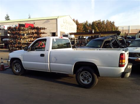 gmc used truck parts used salvage truck suv parts sacramento