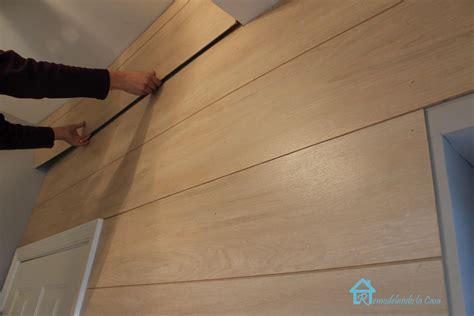 shiplap walls remodelando la casa