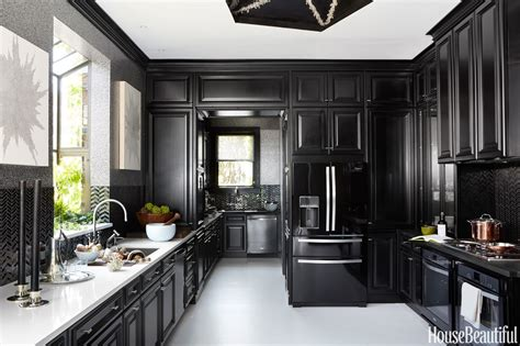 best kitchen designs 40 beautiful black and white kitchen designs gosiadesign