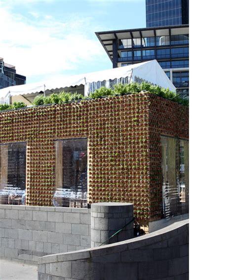 Vertical Garden Melbourne Greenhouse By Joost Melbourne The Design Files