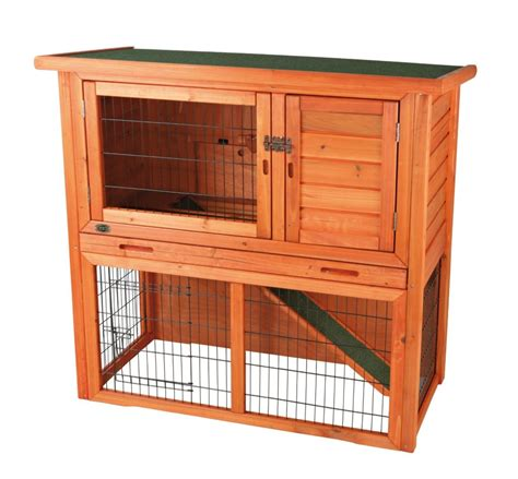 Bunny Hutch 5 Best Outdoor Rabbit Hutch Safe And Secure Home For