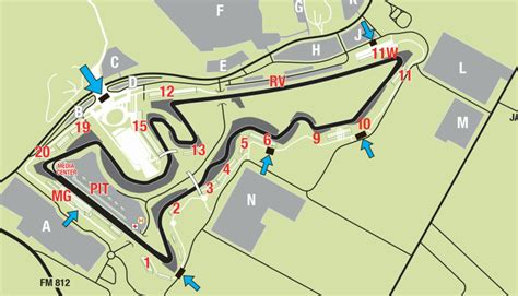 circuit of the americas map us grand prix seating and track map