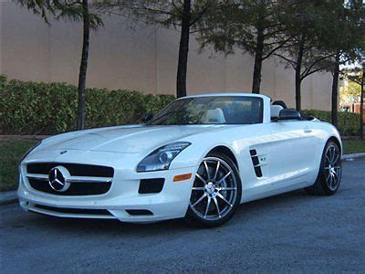 repair anti lock braking 2012 mercedes benz sls class interior lighting buy used 2012 mercedes benz sls 63 amg roadster in miami florida united states for us