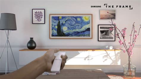 samsung the frame tv spot 20sec m 228 rz april 2018