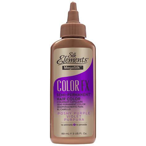 sally supply semi permanent hair color ean 5033102834865 silk elements color fx semi permanent