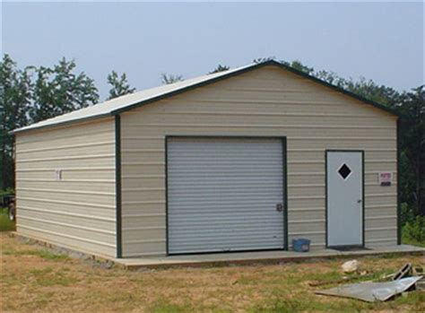 Metal Portable Garage by Portable Metal Garages That Fit Your Budget Smashing The