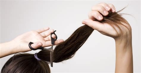 hair cut steps after cancer thinking of donating your hair read this first the