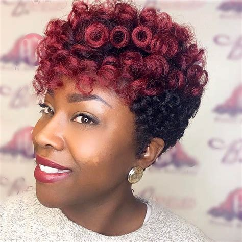 crochet braids on short natural hair 475 likes 16 comments curlkalon hair 174 curlkalon on