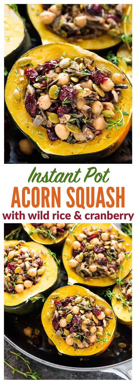 instant pot gluten free 40 healthy easy delicious nutritious gluten free recipes instant pot cookbooks volume 4 books instant pot acorn squash stuffed with rice