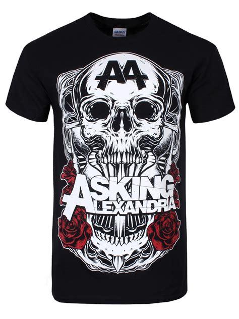 Zipper Hoodie Iron April Merch asking alexandria black shadow s black t shirt buy