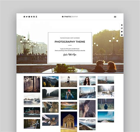 photo portfolio themes free 15 best wordpress portfolio themes for creatives