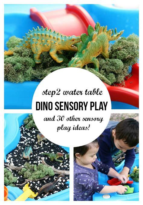 Home Decor Craft Ideas Pinterest diy dinosaur sensory bin 30 sensory play ideas see
