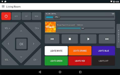 fernbedienung app fuer das samsung galaxy  android