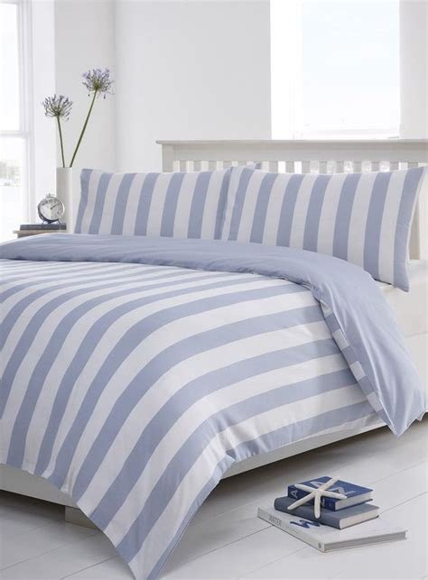 blue striped bedding blue and white striped bedding sets modern simple white