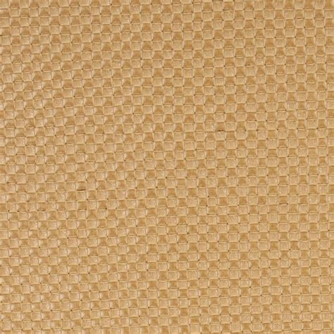 Upholstery Faux Leather Fabric by Gold Basket Weave Faux Leather Vinyl By The Yard