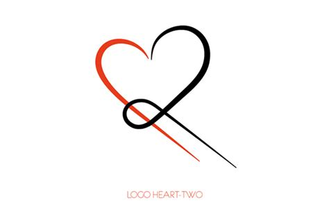 design logo heart 50 logo designs featuring hearts