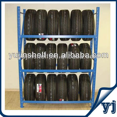Tire Rack Wholesale by China Supplier Warehouse Tire Storage Rack Wholesale