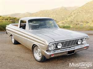 1964 Ford Ranchero 1964 Ford Ranchero Drafted Into Photo Image Gallery