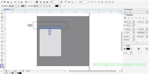 id card membuat corel draw membuat id card di corel tutorial membuat id card modern