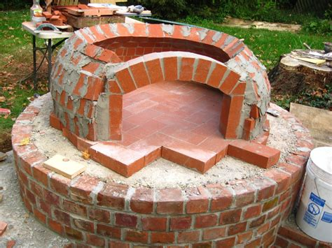 Backyard Wood Fired Pizza Oven Plans
