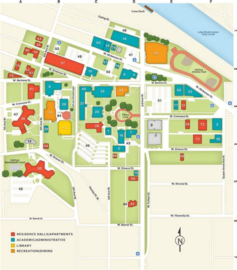 college map cus map my