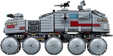 Lego 75151 Wars Clone Turbo Tank Starwars Original Mainan lego 75151 clone turbo tank