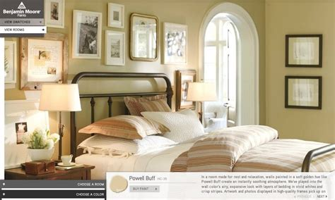 benjamin powell buff paint color benjamin collection for pottery barn
