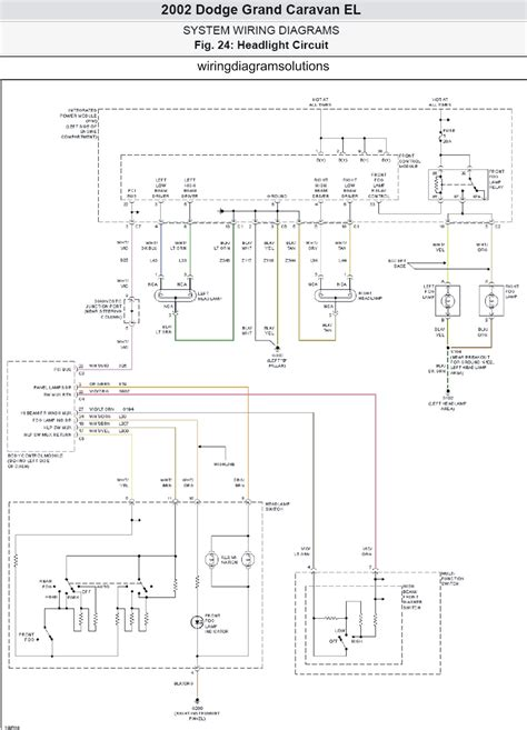 1998 dodge caravan speaker diagram wiring diagram with