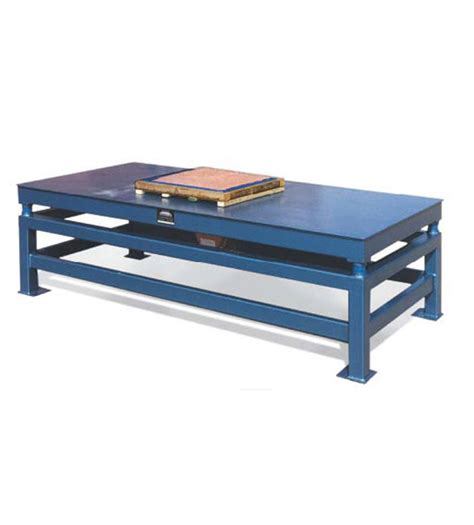 vibrating table 2m x 1m 6ft x 3ft armcon