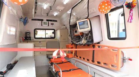 boat service in gujarat now boat ambulance service for fishermen in gujarat the