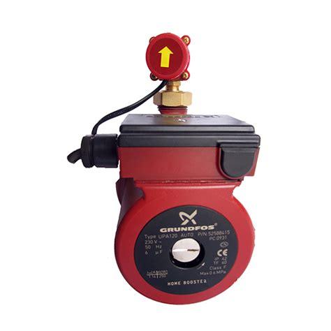 Pompa Air Mini Booster jual pompa booster grundfos upa 120 jakarta piranti