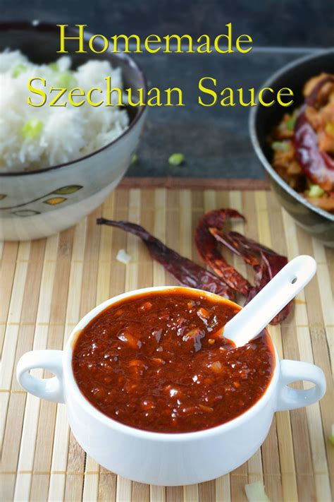 sauce recipe authentic szechuan sauce recipe