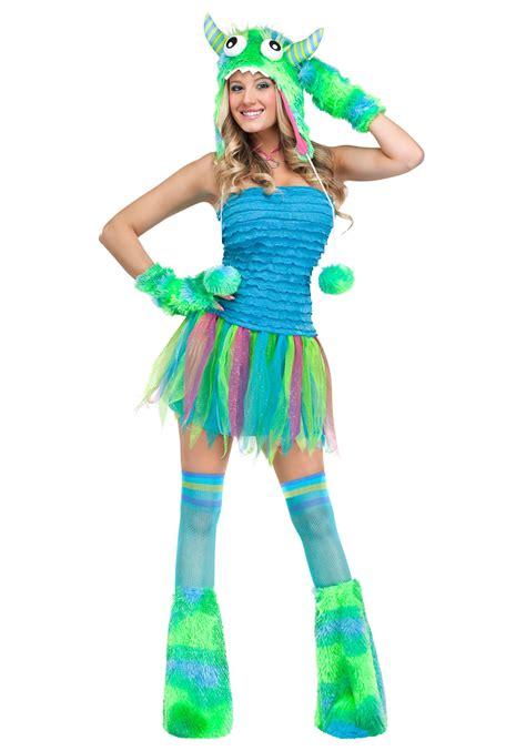 womens gizmo monster costume womens sexy sea monster costume