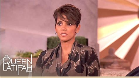 Halle Berry Talks About Attempt To Kill Herself by Halle Berry On Battling Paparazzi On The Latifah